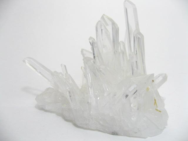 浄化作用が強い天然石の水晶クラスター