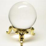 白水晶丸玉1.3寸