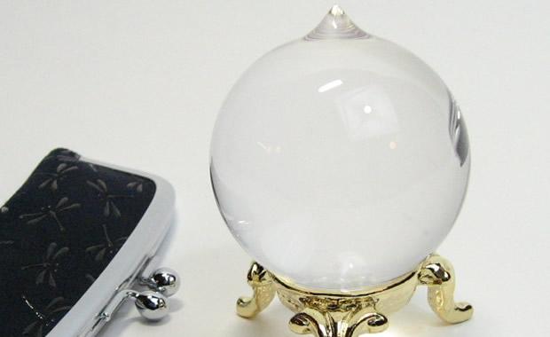 水晶如意宝珠1.5寸