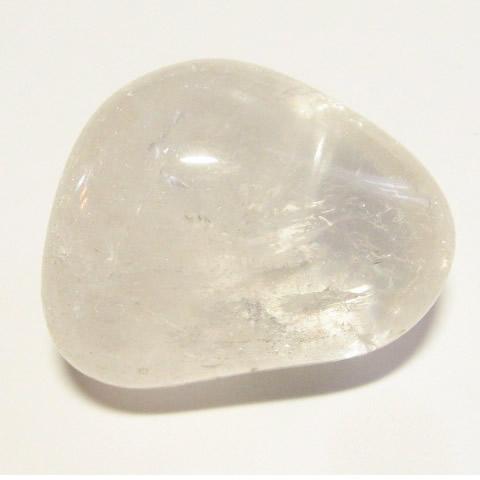 水晶にぎり石