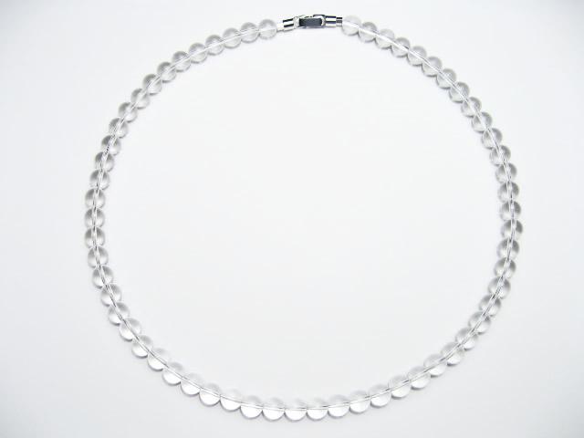 水晶ネックレス50cm