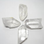 水晶浄化用ポイント4個 大